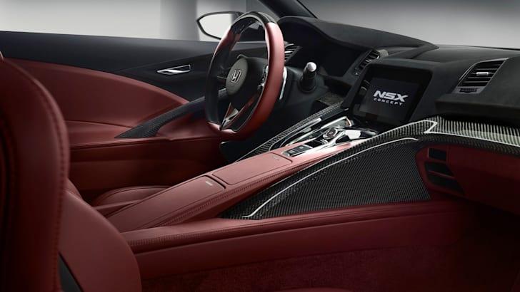 Honda NSX Concept - 4