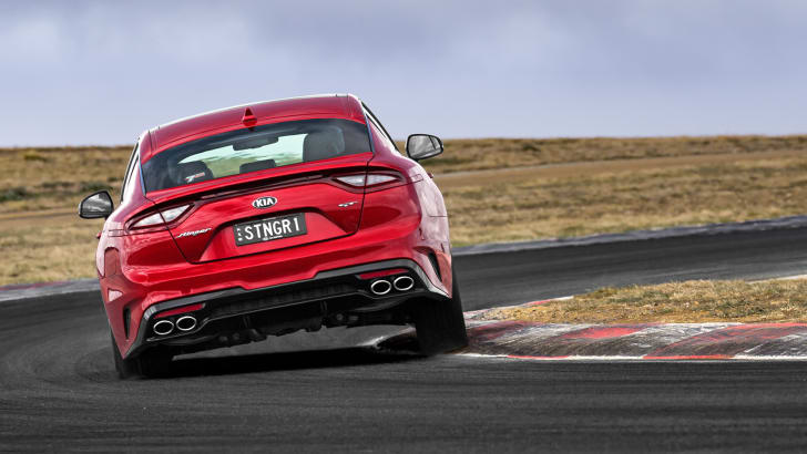 Kia Stinger GT: Michelin tyres to replace Continental in