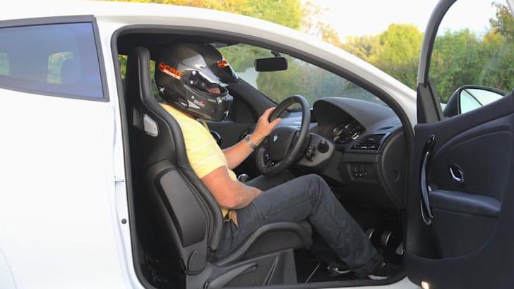 The Nurburgring expreinece: Renualt Megane RS26534