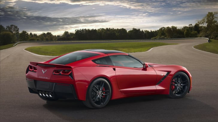 Chevrolet Corvette Stingray - 1