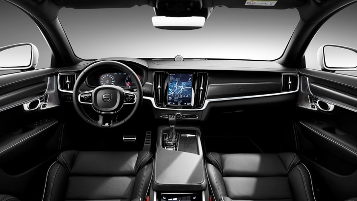 Volvo S90 R-Design Interior