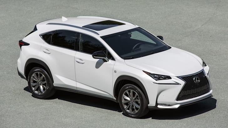 Lexus-NX-overview
