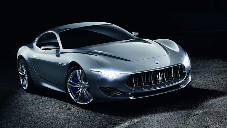 Maserati Alfieri Concept - 1