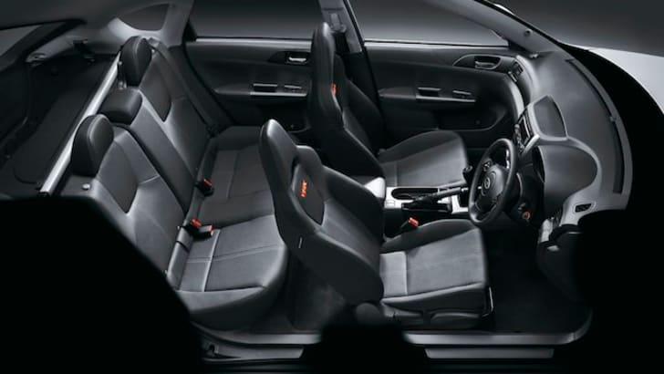 Subaru WRX Club Spec Limited Edition - 2