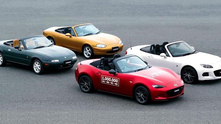 One-millionth Mazda MX-5 - 2