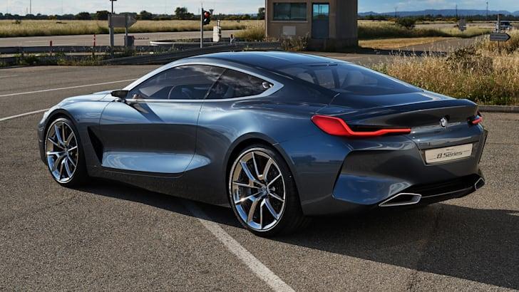 BMW CONCEPT 8 2017