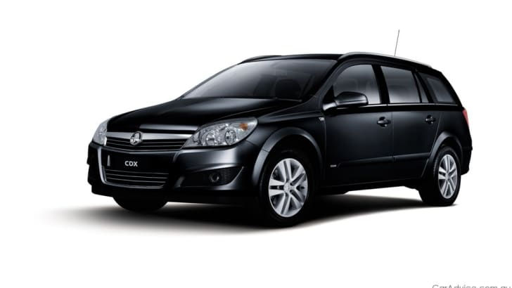 2008 Holden Astra CDX Wagon