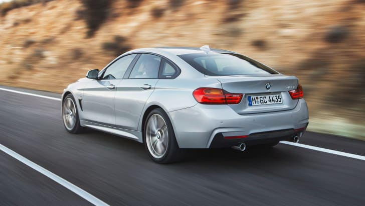 BMW 4 Series Gran Coupe - 2