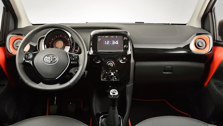 2014 Toyota Aygo-37