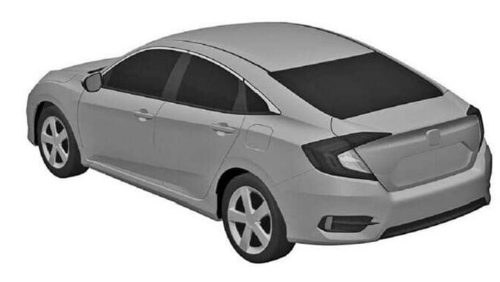 honda-civic-sedan-patent-rear