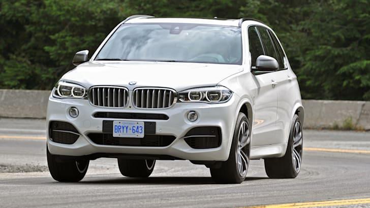 BMW X5 M50d - 1