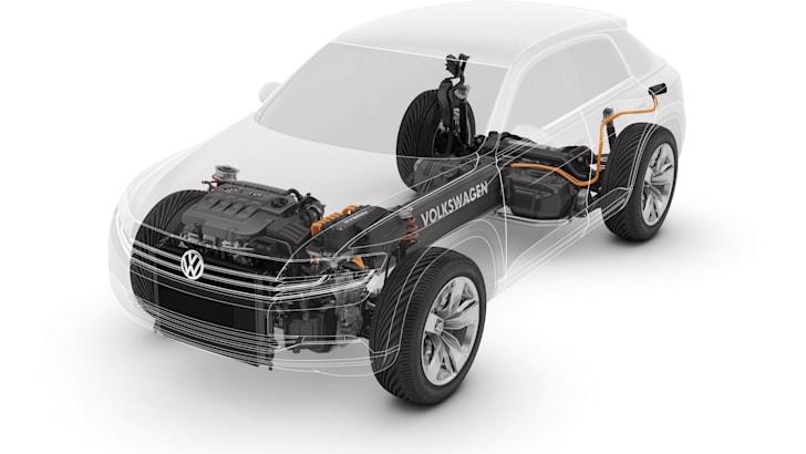 VW PHEV