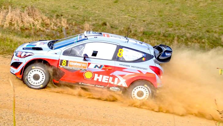 WRC Rally Australia 2014 - 12