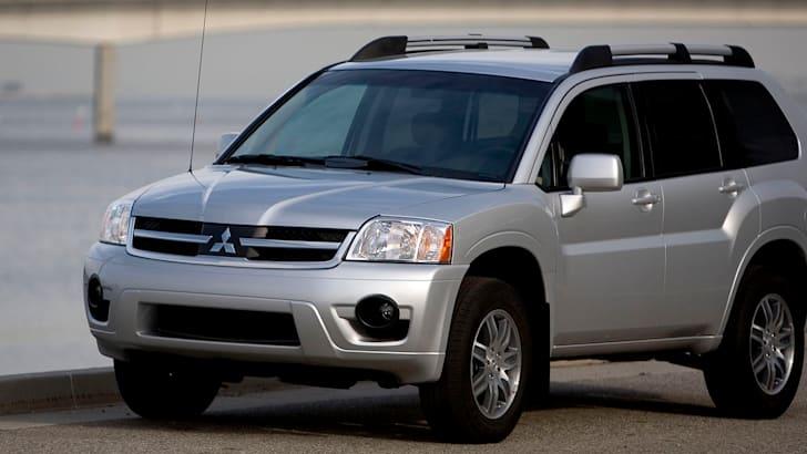 2009 Mitsubishi Endeavor SE