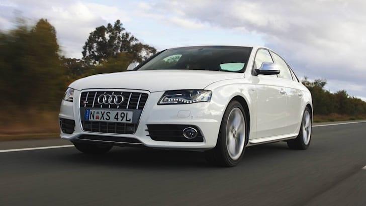 2009 Audi S4 arrives | CarAdvice