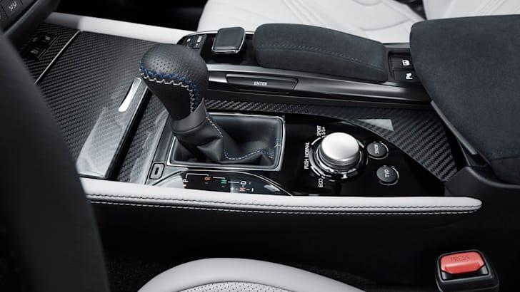 2016 Lexus GS F07