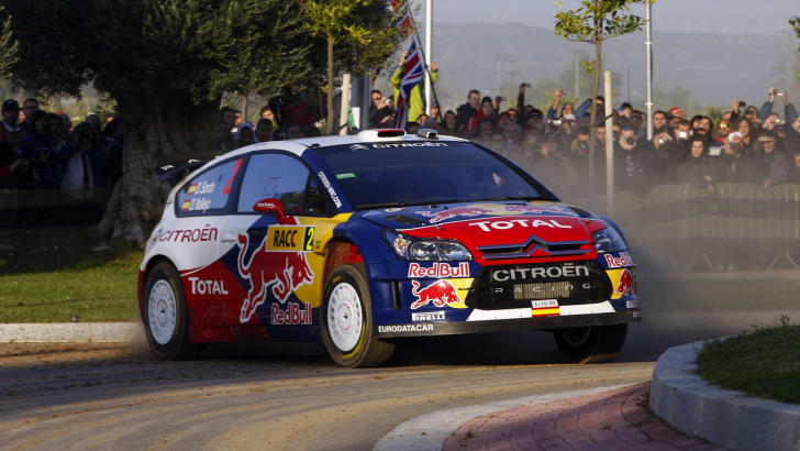 Citroen WRC - 2010