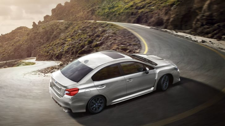 2014 Subaru WRX15
