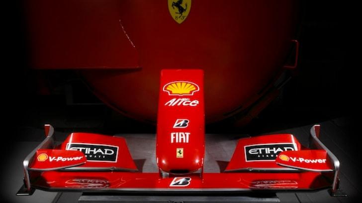 Ferrari 2009 F1 Nosecone