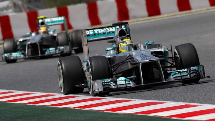 Mercedes AMG F1 - 2