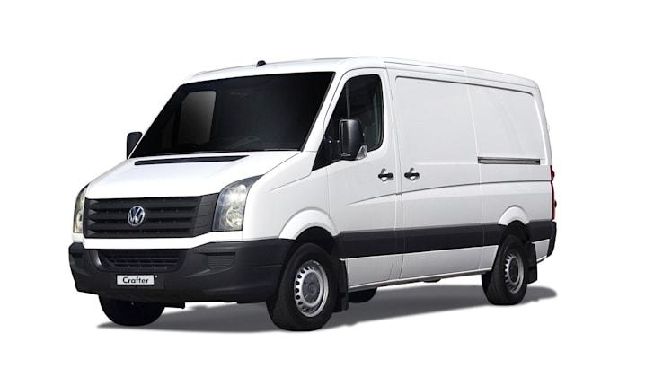 Volkswagen Crafter Van Runner Special Edition