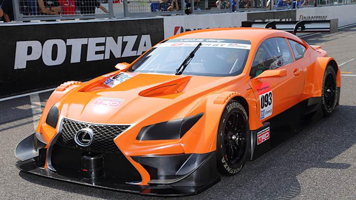 Lexus LF-CC Super GT racecar - 5