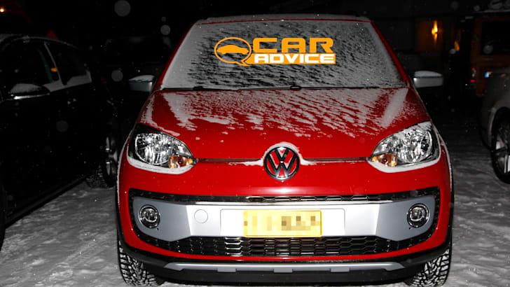 Volkswagen Cross Up! - 2