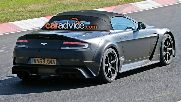 Aston Martin GT12 Roadster 7