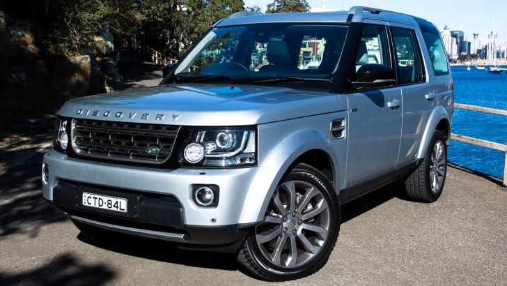 Land Rover Discovery XXV 21