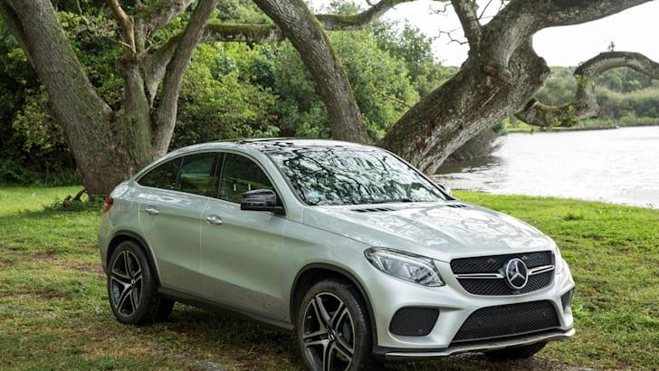 Mercedes-Benz CLE Coupé