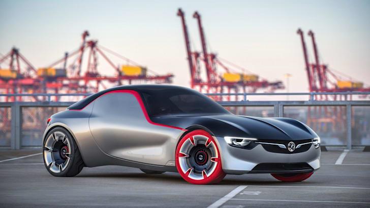 Opel GT 10