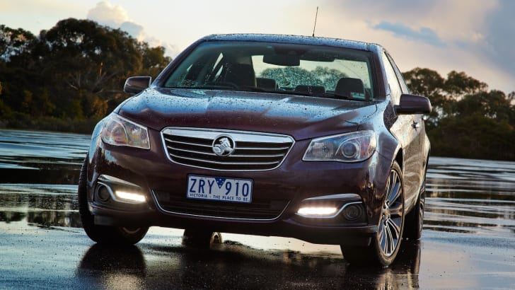 Holden VF Calais V