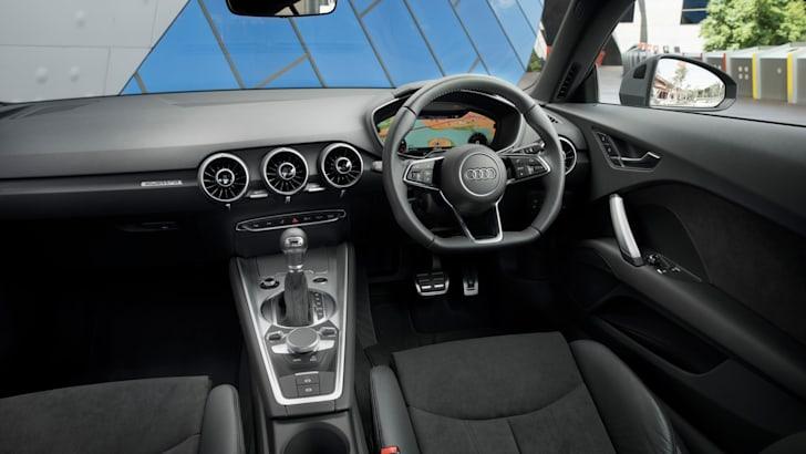 2015 Audi TT Sport 2