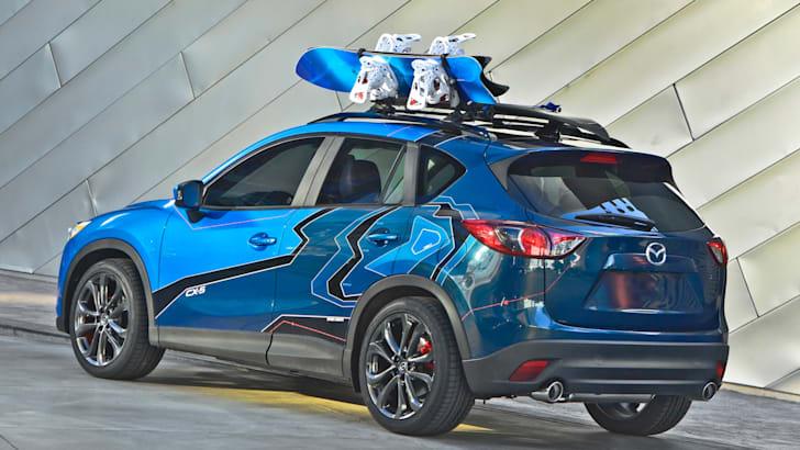 Mazda CX-5 180 - 2