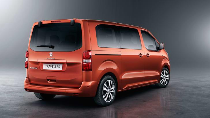 Peugeot Traveller 2