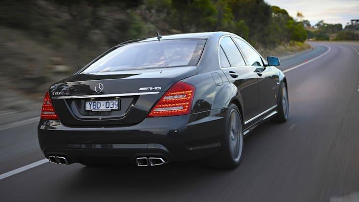 Mercedes-Benz S-Class - 2