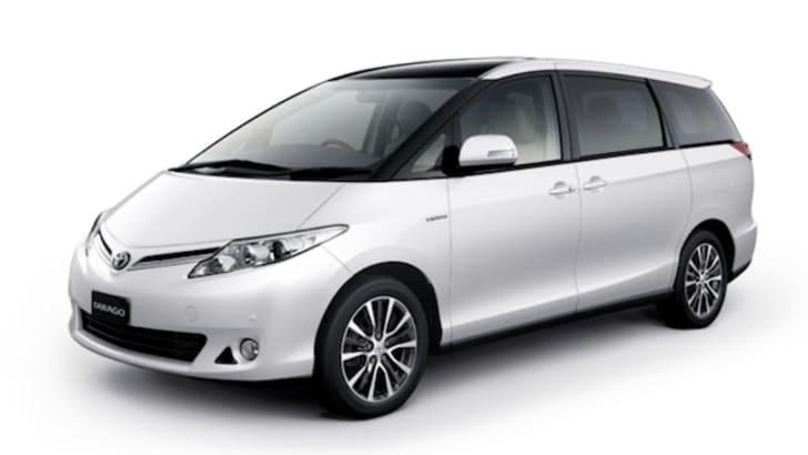 Toyota Tarago - 5