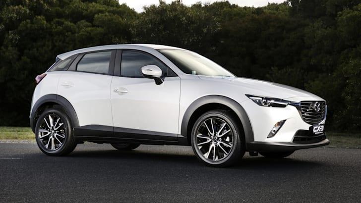 Mazda CX-3-3