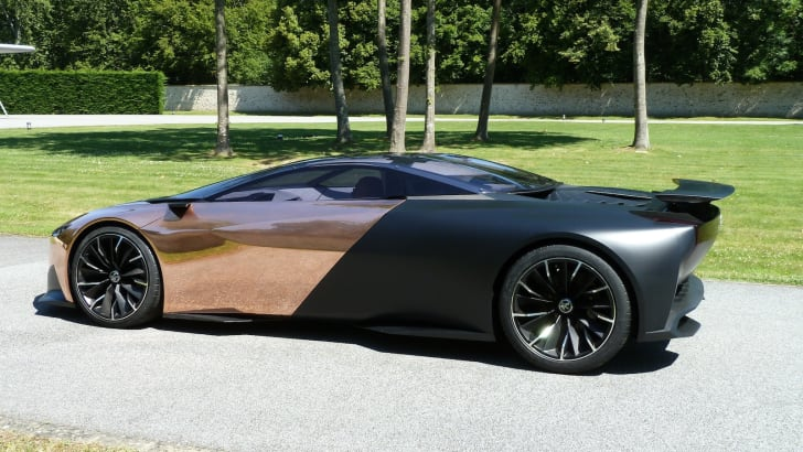 Peugeot Onyx Concept - 2