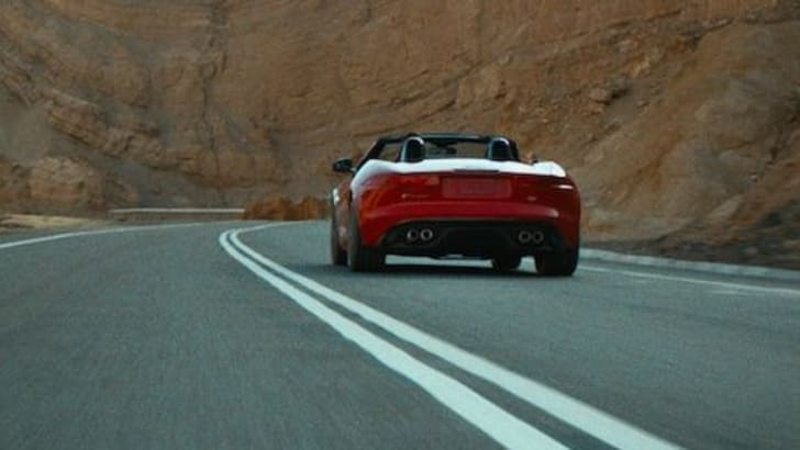 Jaguar F-Type desire 3