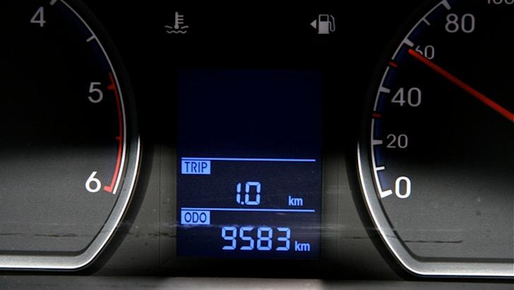 i30 1001kms