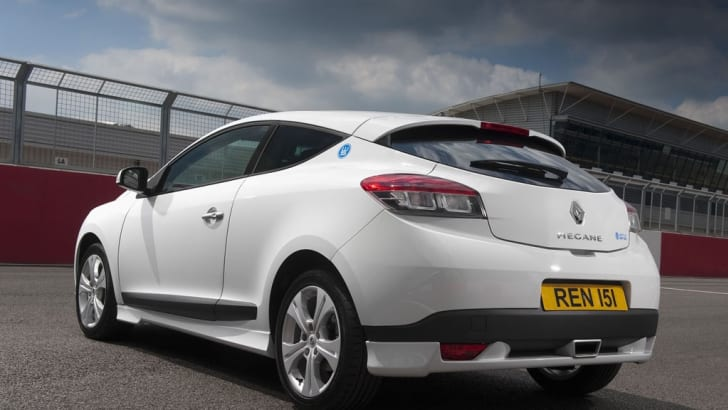 Special edition Clio and Mégane World Series by Renault for UK