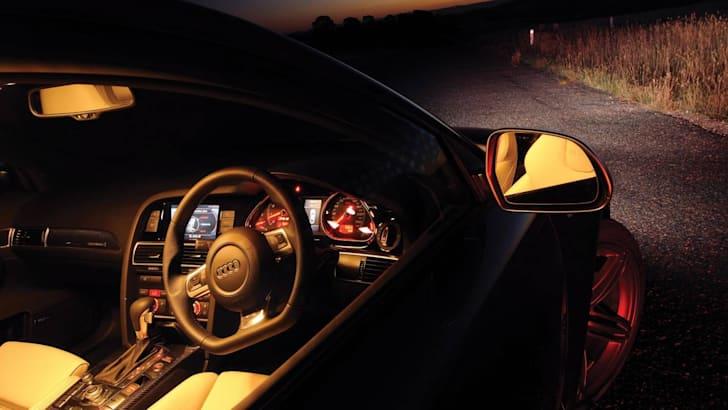 2009 Audi RS 6 Sedan Australian debut