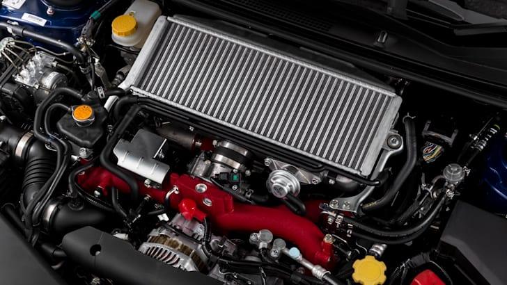 MY15 Subaru WRX STI