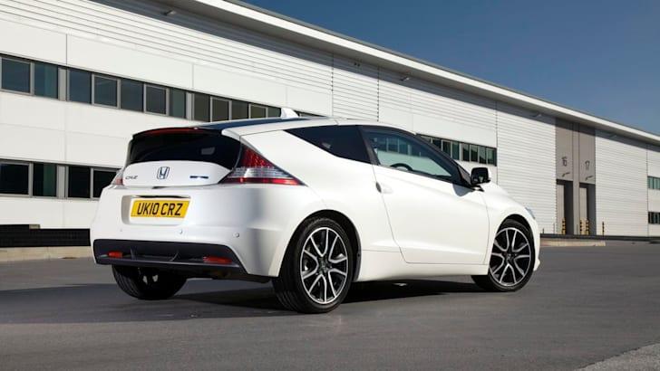 Honda CR-Z Sports Hybrid Preview | CarAdvice