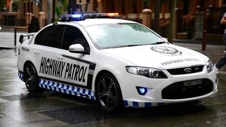 FPV GT RSPEC - Highway Patrol