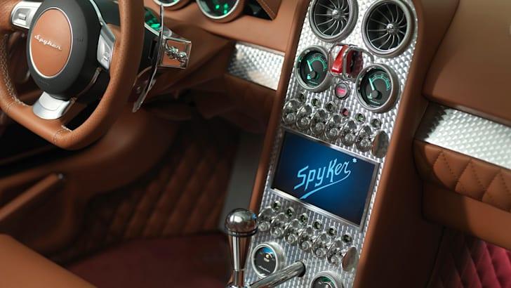 Spyker B6 Venator Concept -12