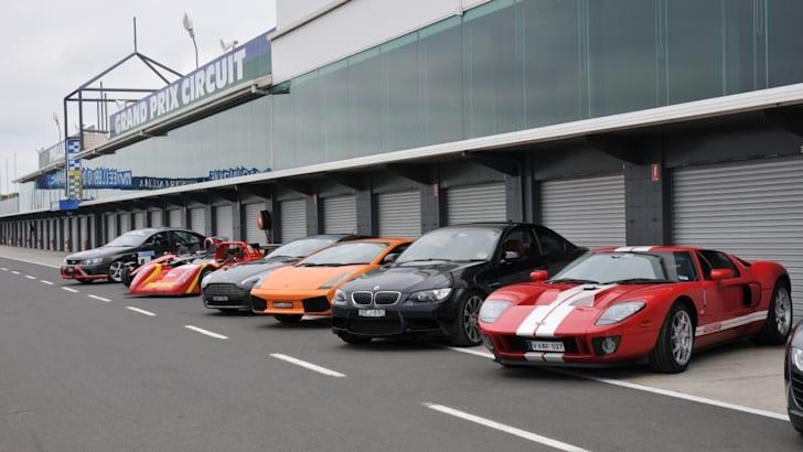Supercar Club Track Day