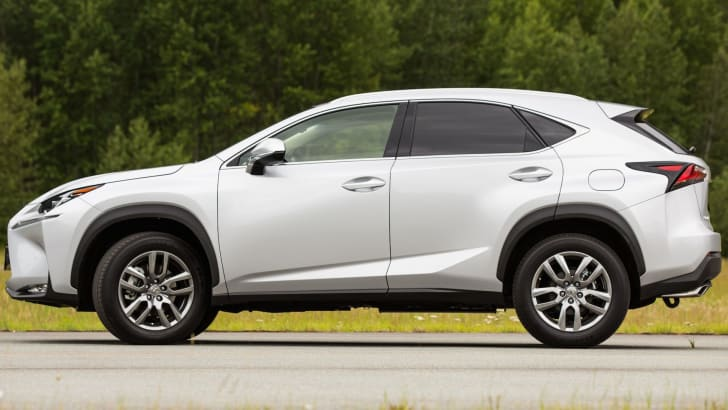 Lexus-NX-profile