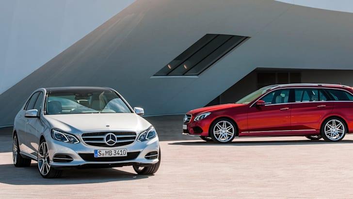 Mercedes-Benz E-Class - 4